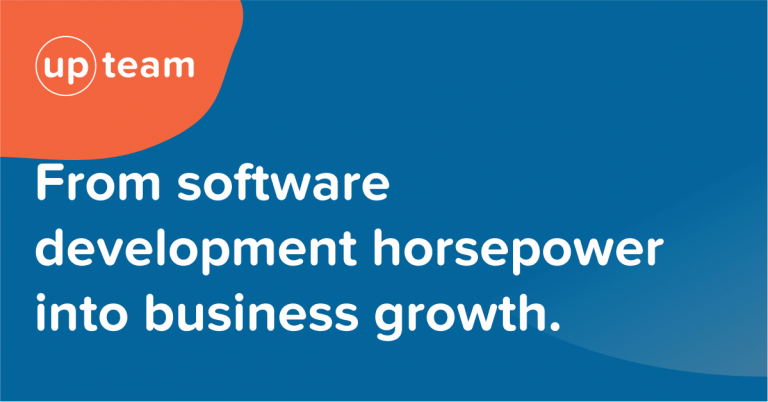 From software development horsepower into business growth